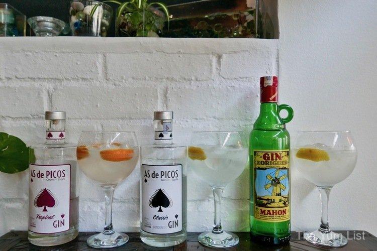 Gin Bar Mont Kiara