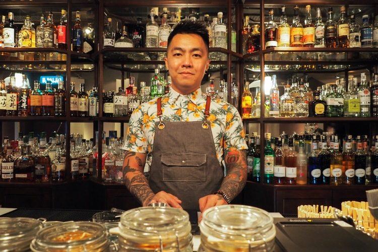 Jason Julian Soma Cocktail Bar TTDI