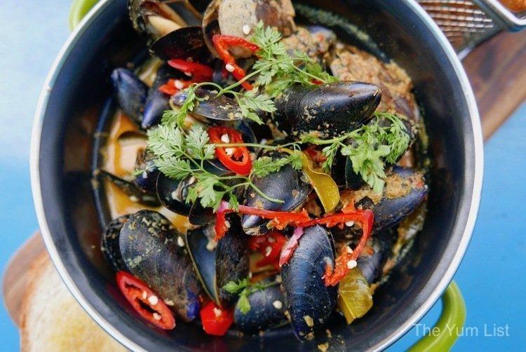 Seafood Restaurant Bangsar, Southern Rock Seafood