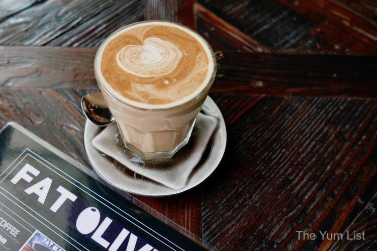 Good Morning Latte
