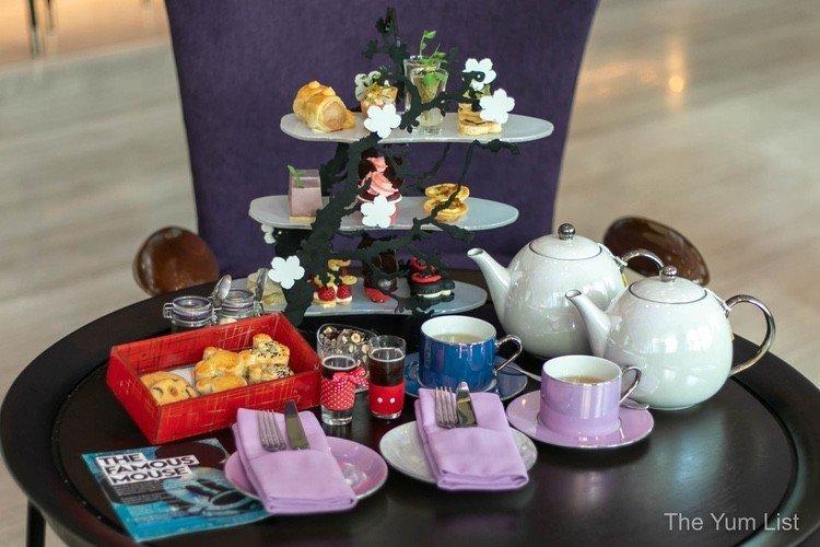 Mickey Mouse High Tea W Kuala Lumpur