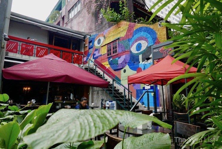 Pisco Bar KL Menu Prices & Photos, Jalan Mesui