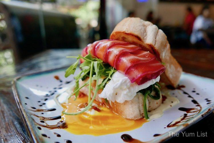 Breakfast Mont Kiara, Fat Olive Food Garage
