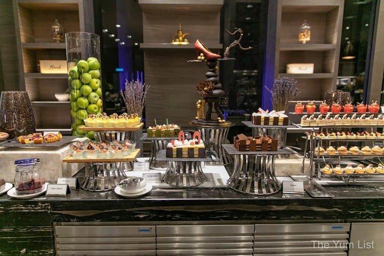 hotel buffet KL