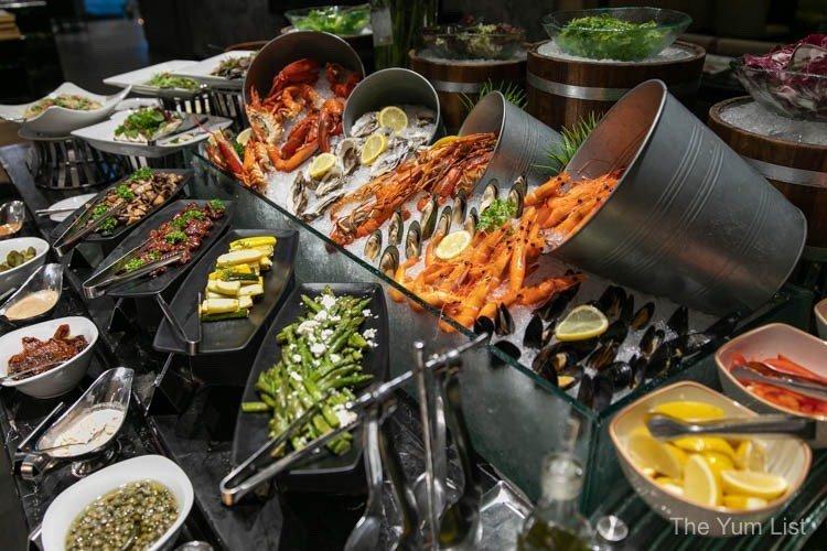 Seafood Buffet Sofitel KL