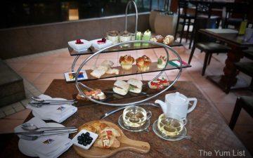 Italian Afternoon Tea, Prego, Westin Kuala Lumpur