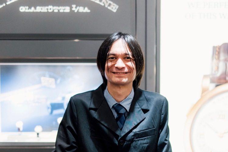 Yuhei Teraoka Sommelier KL