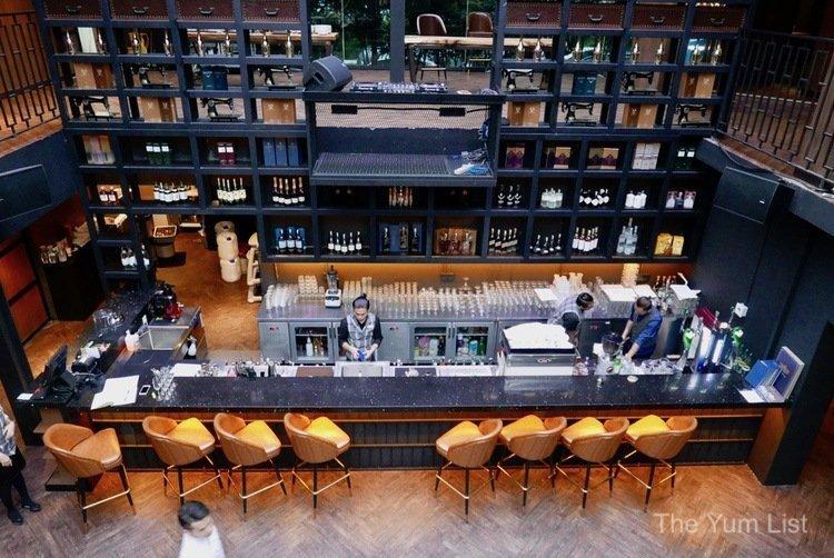 hidden restaurant and bar Kuala Lumpur