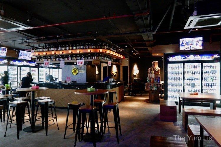 Craft beer bar Kuala Lumpur