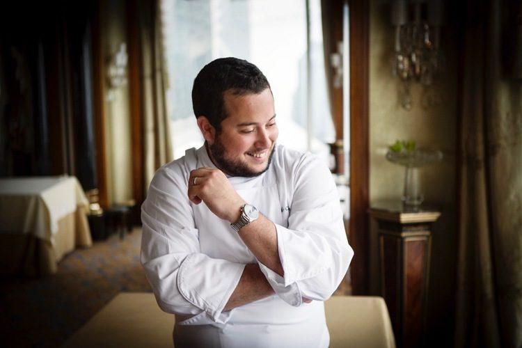 Chef Ricardo Chaneton Hong Kong