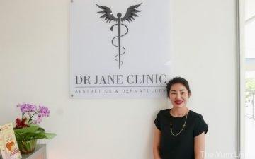 Dr Jane Frances Kwan Dr Jane Clinic Tropicana