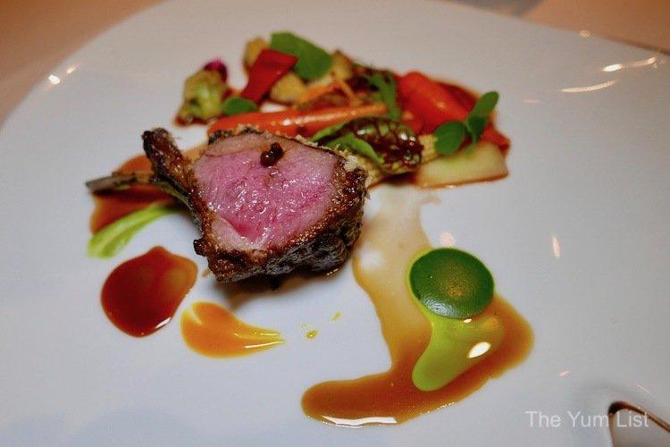 best fine dining restaurants KL