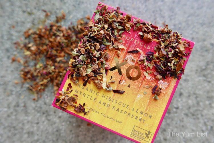 XO Tea Australia in Malaysia