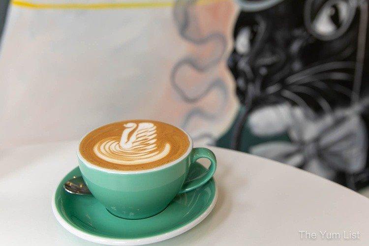 Café Amp Walk