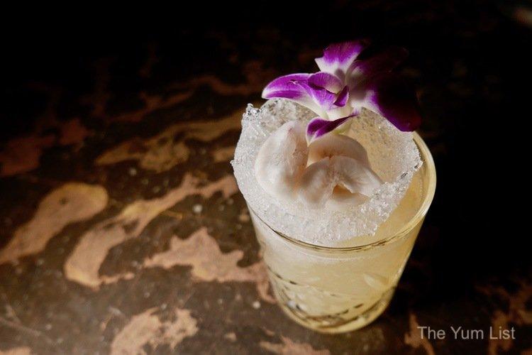 cocktails in Kuala Lumpur