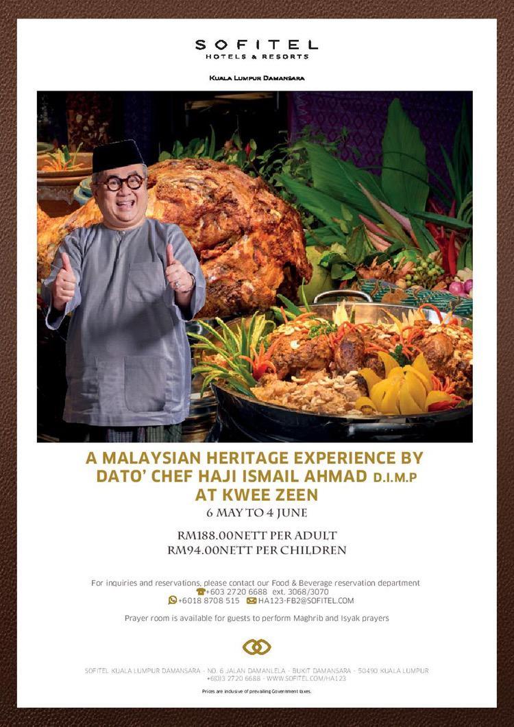 Ramadan Buffet KL 2019