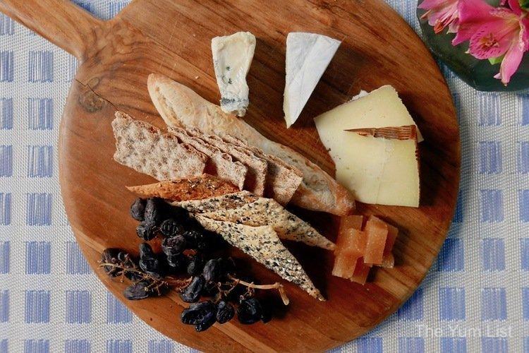 Cheese Platter KL