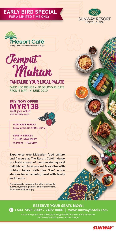 Ramadan Buffet 2019 KL - Kuala Lumpur Eateries - The Yum List