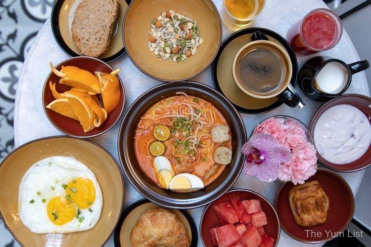Lui Men Melaka Breakfast