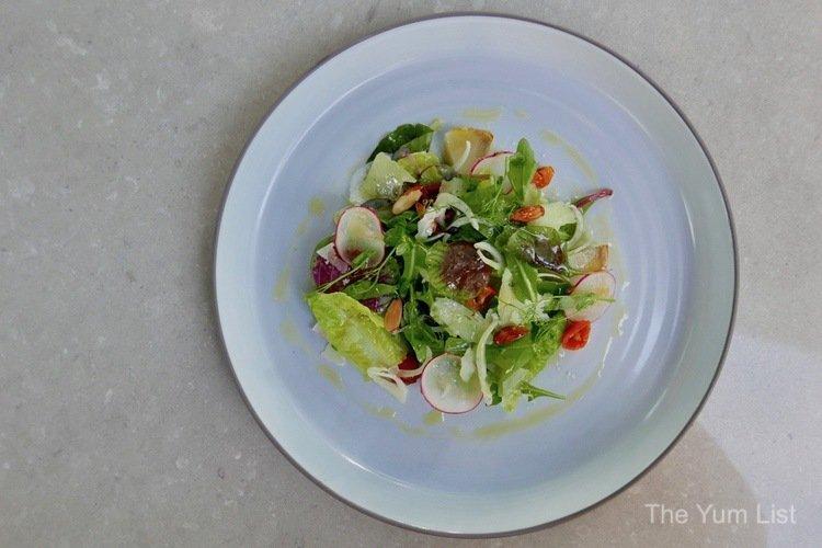 Nizza Restaurant, Sofitel KL New Menu