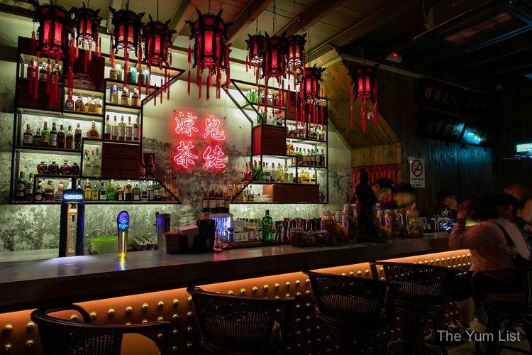 Hidden Bar Melaka