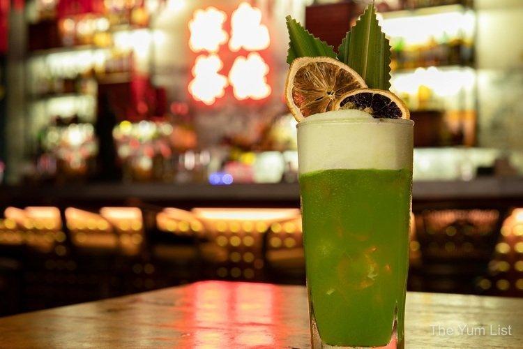 Craft Cocktail Bar Malacca