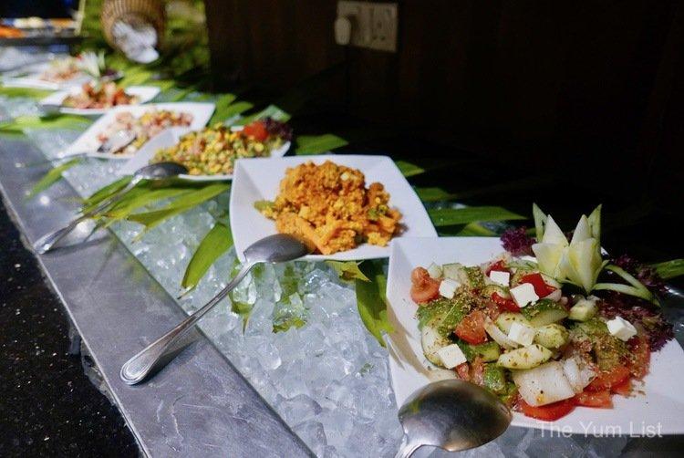 seafood buffet restaurant