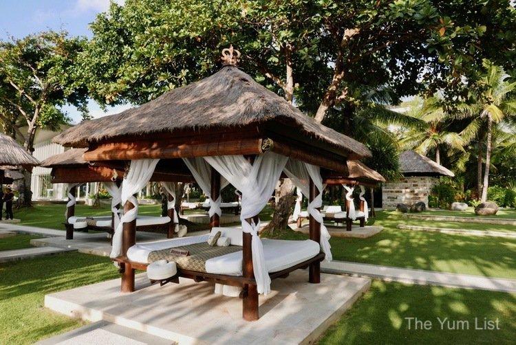 Beachside Massage Cabanas