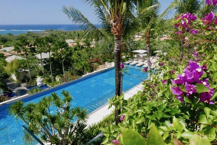luxury hotels Nua Dua