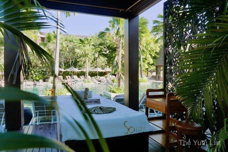 SoSpa Sofitel Bali Nusa Dua Beach Resort