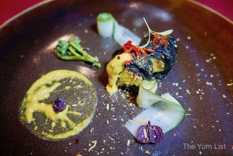 fine dining Sarawak