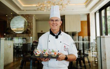 Chef Andrew Fraser Surfers Paradise Marriott