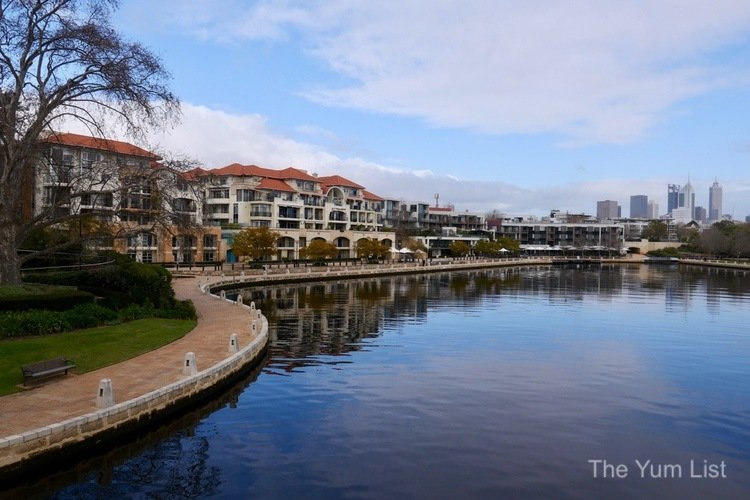 Perth Accommodation Trudy's Air BnB East Perth