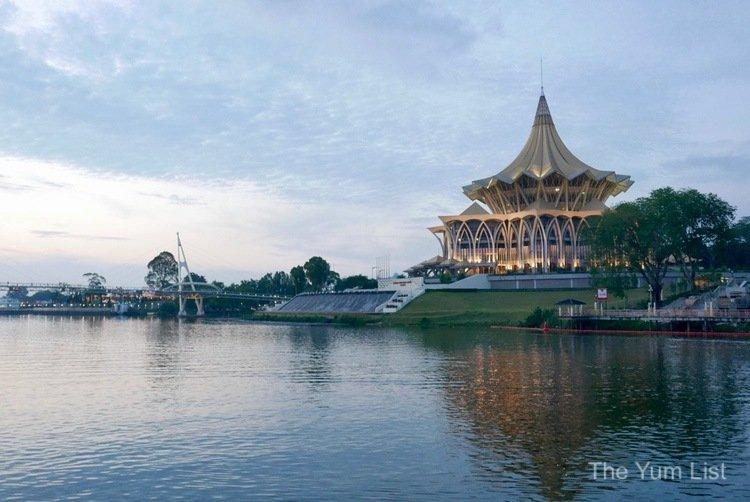 Sarawak River Sunset Cruise