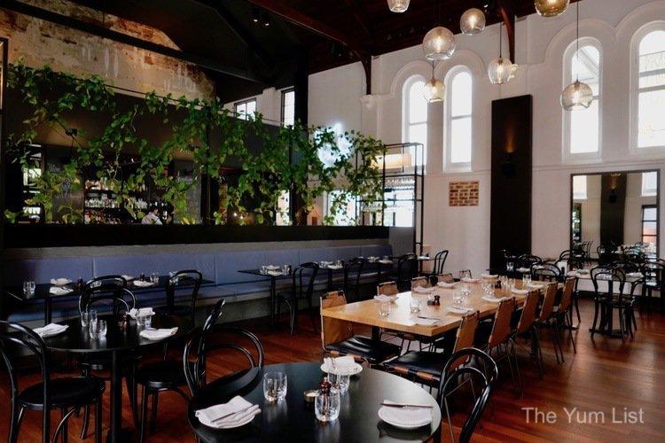 Italian Restaurant The Westin WA