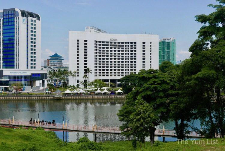 Hilton Kuching Five-Star Hotel