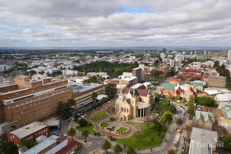 top hotels Western Australia
