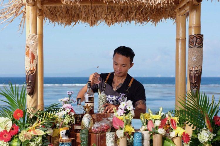 I Putu Wirawan Bartender Bali