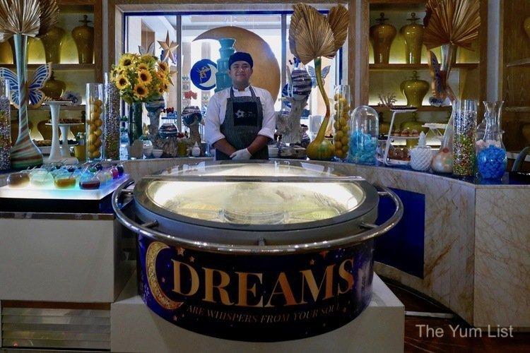 The Cafe Mulia Resort Bali