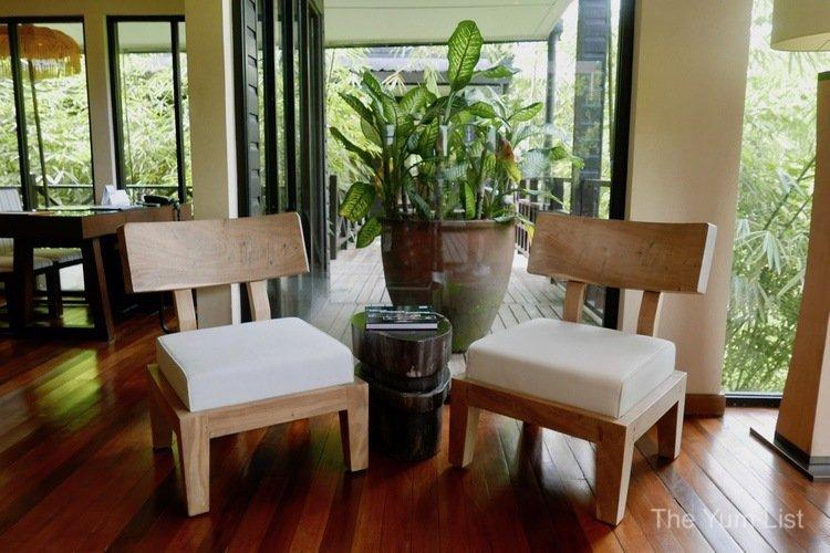 wellness in the rainforest