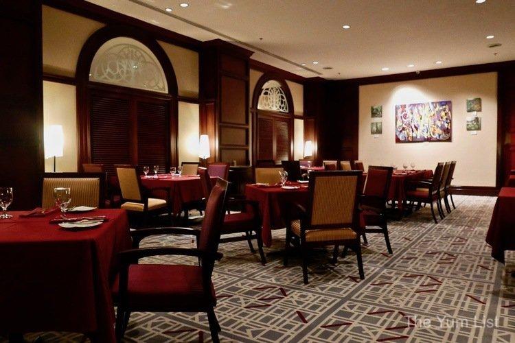fine dining restaurants Sarawak