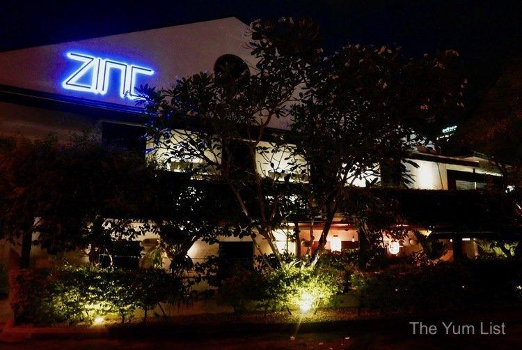 ZINC Restaurant & Bar Kuching