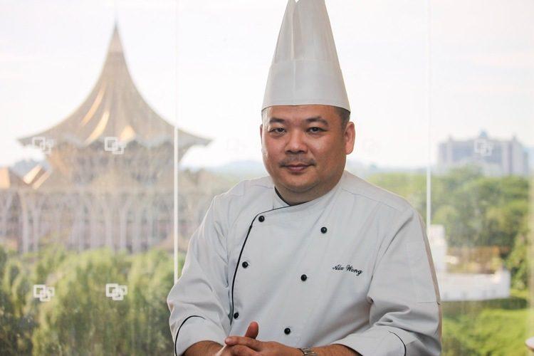 Chef Alex Wong Hilton Kuching