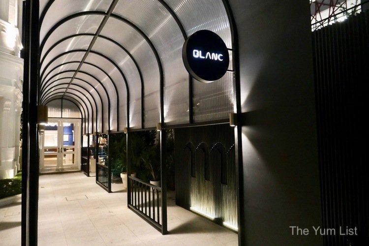 BLANC, Macalister Mansion, Penang