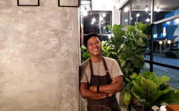 Chef Kevin Ng Gen Penang