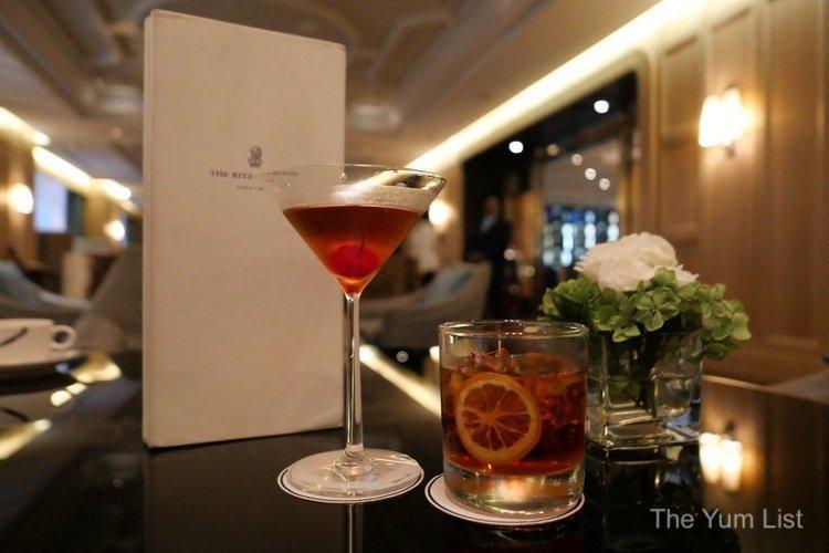 The Ritz-Carlton Kuala Lumpur restaurant fine dining