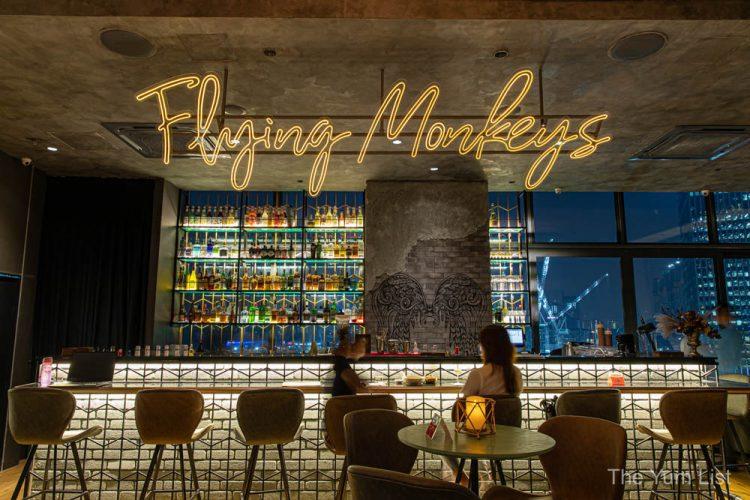 Flying Monkeys Bar KL