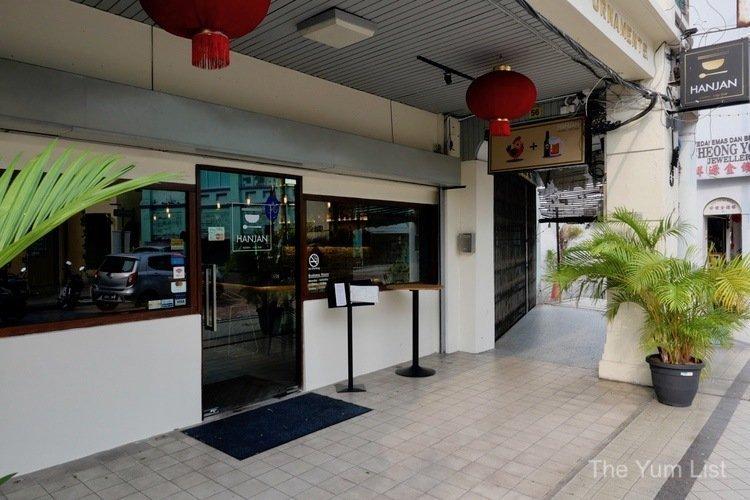 Hanjan Eatery Soju Bar Penang
