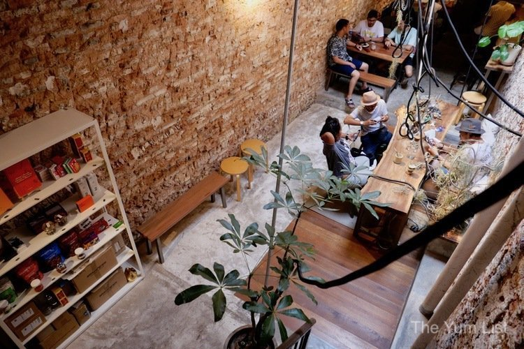 Ome by Spacebar Coffee Penang