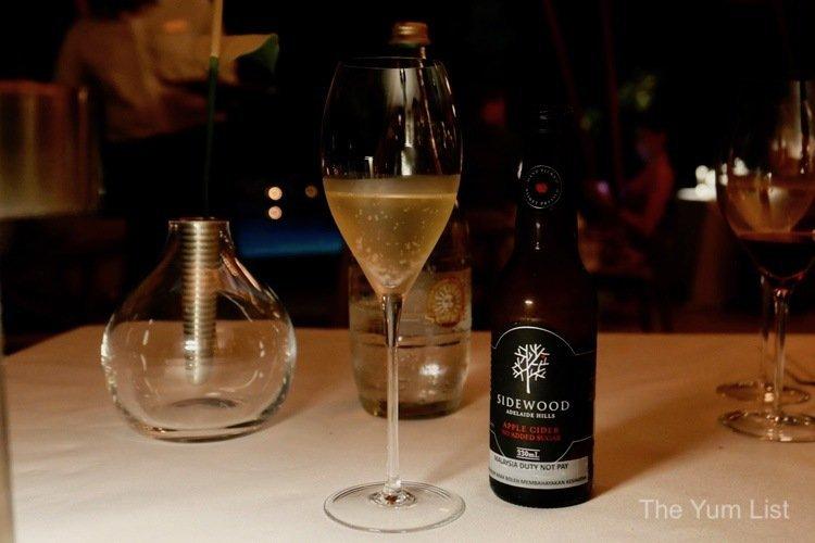 Sidewood Estate Apple Cider